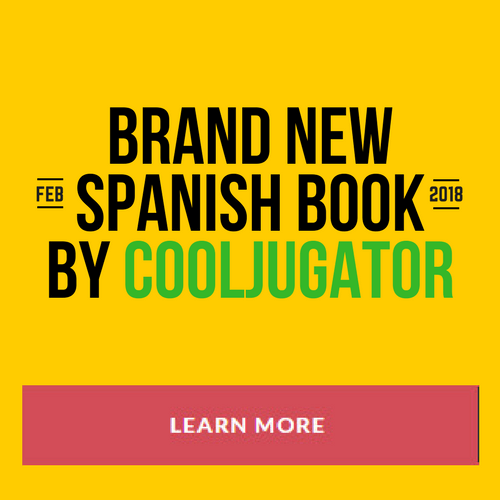 Cool Spanish Verb Conjugator | Cooljugator com